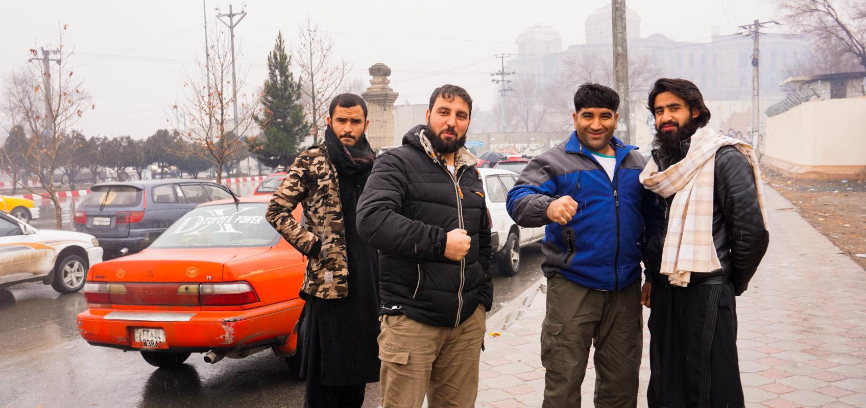 We cut short our Afghanistan trip   The Rantau Wanderer